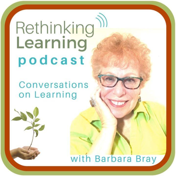 Podcast with Barbara Bray